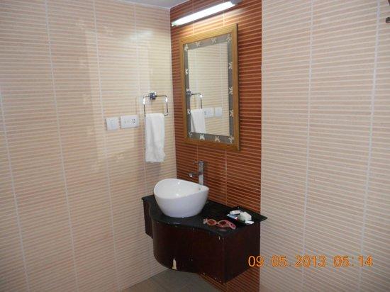The World Backwaters: Bathroom