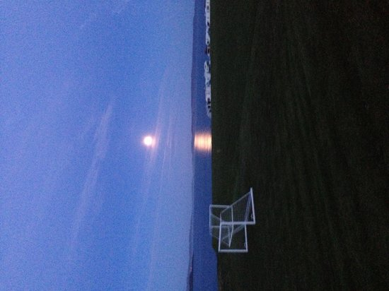 An Taigh Osda : Moonshine over Loch Indaal