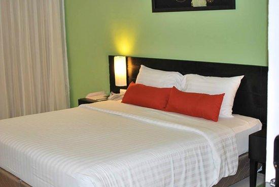 Deevana Plaza Phuket Patong: nice and comfy