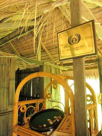 Kamu Lodge: ASEAN green hotel award