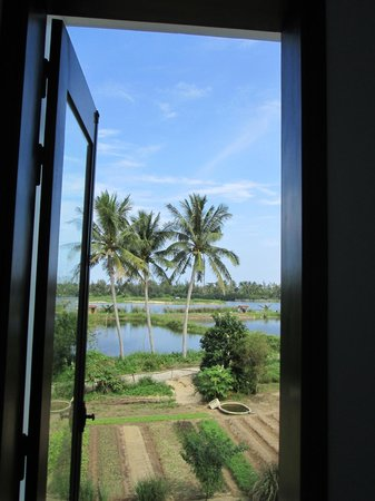 Friendly Guesthouse: The view from my room