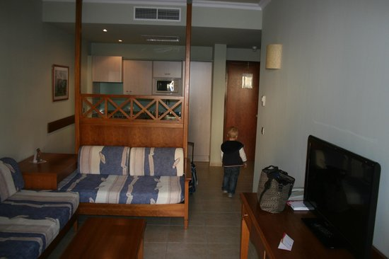 Aparthotel Ca'n Picafort Palace: Unser App. #2108