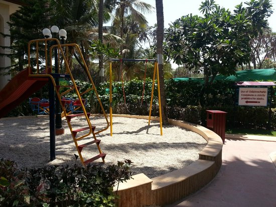 Radhika Beach Resort: Kids Play area