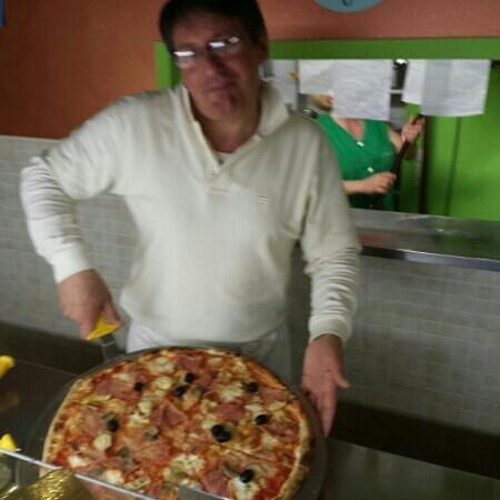 Pizzeria da Roby: da Roby