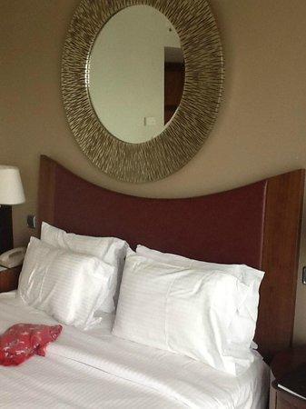 Corinthia Hotel Lisbon: dormitorio