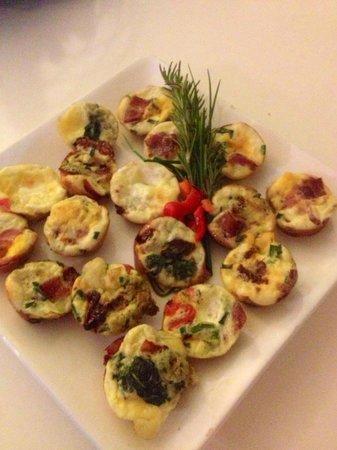 Neahkahnie Bistro : Yummy quiche