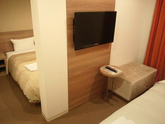Hotel Sorriso Hamamatsu: 2ndTV