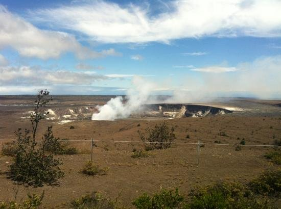 Kilauea Volcano: Kilauea Caldera