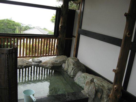 Yokohama Fujiyoshi Izuten: One of the newer onsen