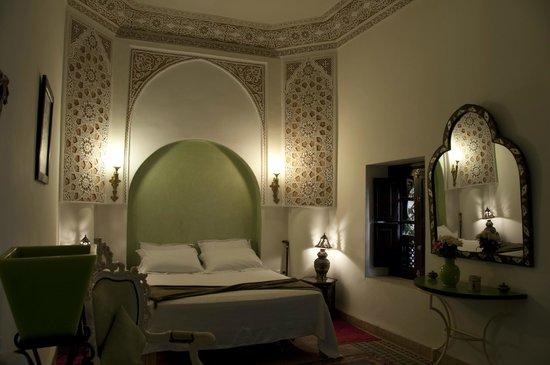 Riad Les Trois Palmiers El Bacha: Pacha