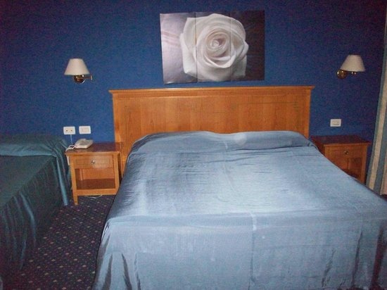 Hotel Dore: camera