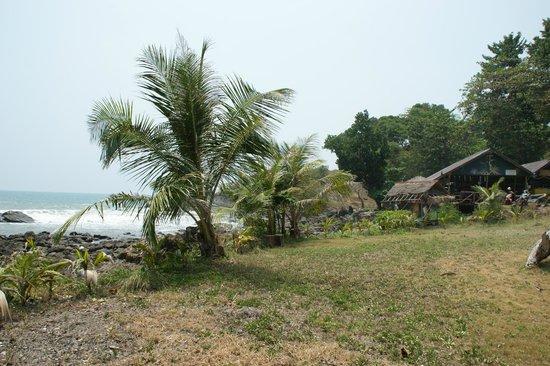 Nirvana Resort Koh Chang: Die Gartenanlage