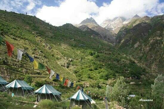 Igloo Nature Camp: Igloo at Sangla