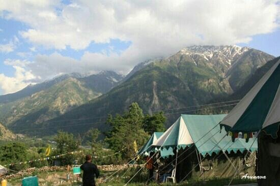 Igloo Nature Camp at Sangla