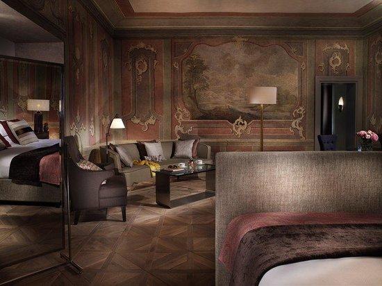 Augustine, a Luxury Collection Hotel, Prague : Fresco Signature Suite