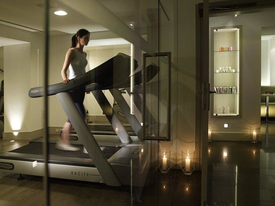 Augustine, a Luxury Collection Hotel, Prague: The Augustine Spa, Gym