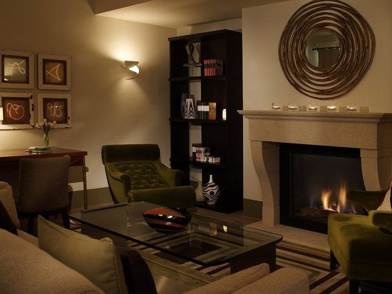 Augustine, a Luxury Collection Hotel, Prague : Royal Suite Living Room