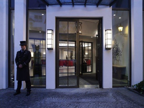 Augustine, a Luxury Collection Hotel, Prague: The Augustine Main Entrance
