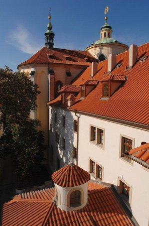 Augustine, a Luxury Collection Hotel, Prague: St Thomas Church