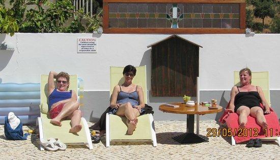 Quinta Res Ipsa: laatste dag in het zonnetje...