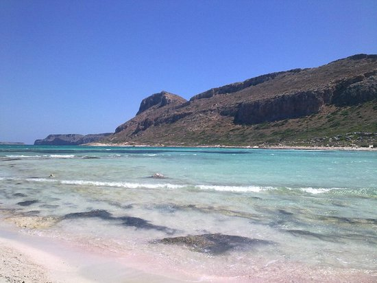 Aris Hotel: Spiaggia di Balos