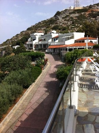 Adrakos Apartments: Adrakos appartments