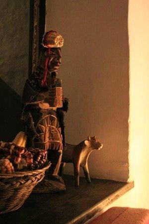El Albergue Ollantaytambo : guest lobby