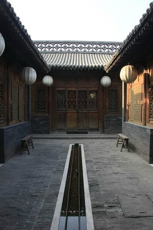 Jing's Residence: beautiful courtyards and corridors