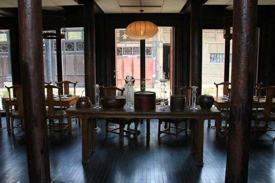 Jing's Residence: hotel restaurant