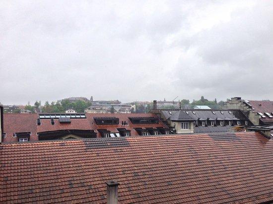 Hotel Metropole: Schöne Aussicht vom Hotelzimmer