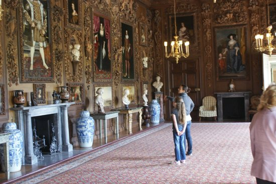 Petworth House and Park: Room