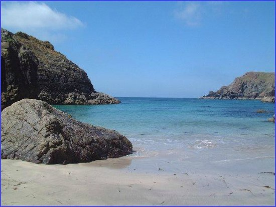 Parc-An-Grouse: Kynance cove
