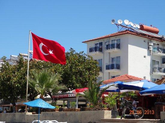 Manas Park Calis: отель