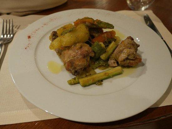 Pastificio Defilippis: Il coniglio con le verdure