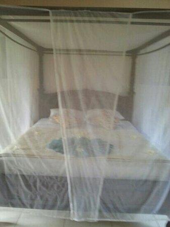 Suma Hotel Lovina Beach : bed