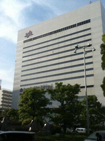 Hotel Nikko Himeji: ホテル外観