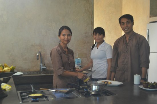 Villa Baraka: friendly and helpful staff! :)