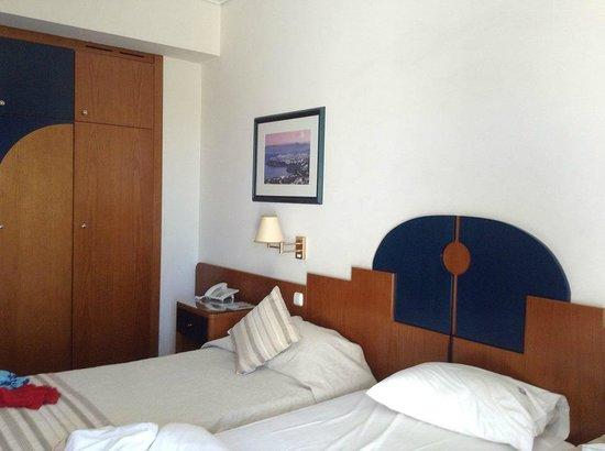 Palmyra Beach Hotel: Zimmer Palmyra Beach