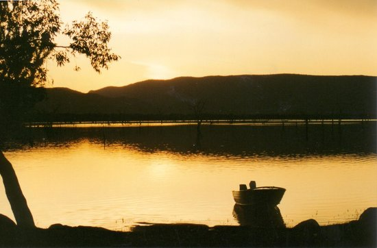 Lake Fyans Holiday Park: Lake Fyans Vic