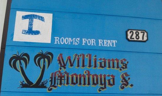 B&B Williams Montoya: Front Door