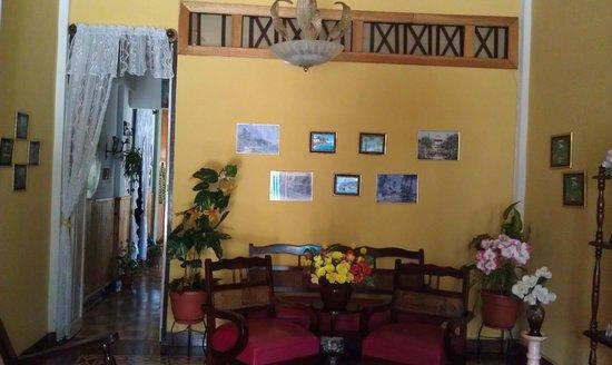 B&B Williams Montoya: The Lounge area