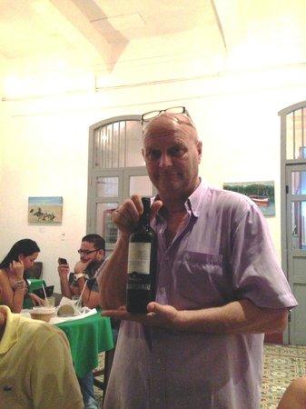 I Balconi: el mejor Vino..italiano