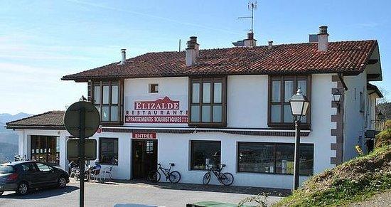 Vera de Bidasoa, สเปน: Restaurant - Venta Elizade