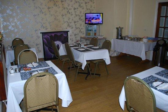 Madeira Hotel: Dinning room