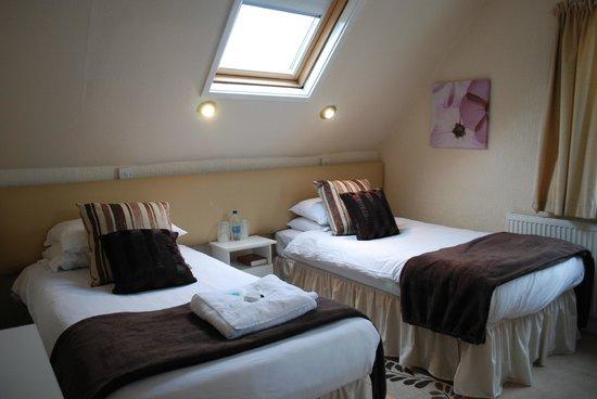 Madeira Hotel: Twin Room