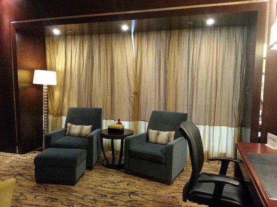 Shangri-La China World Summit Wing, Beijing: Suite~