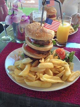 l'authentik : incredible burger!!