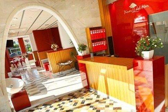 Pinar del Mar Hotel : Lobby / Reception