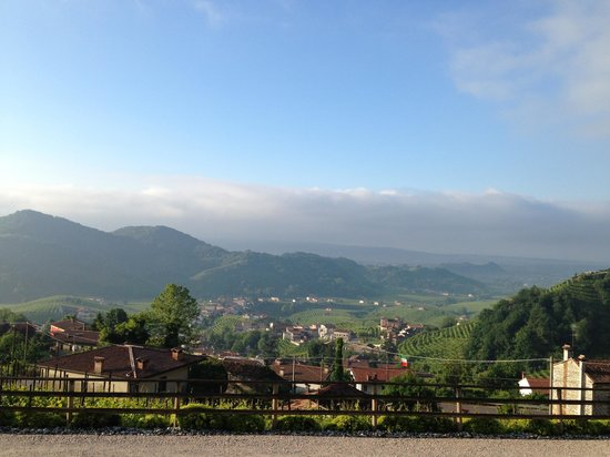 Relais Dolcevista Agriturismo: Spectacular views from our room