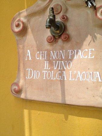 Trattoria Santa Colomba: Inserisci didascalia